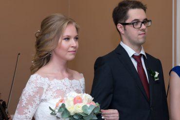 Свадьба Максима и Людмилы. Часть 1 — ЗАГС